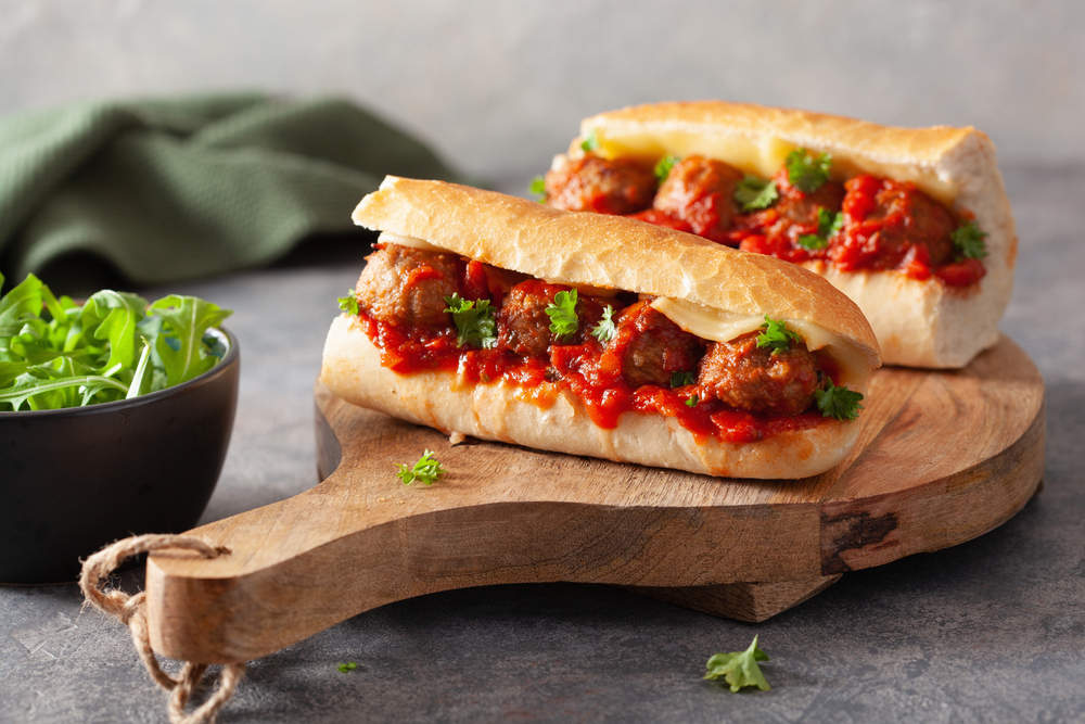 Meatball Sub (Handcrafted Sandwiches and Subs in El Cajon, CA )